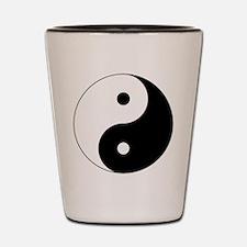 Cute Yin yang Shot Glass