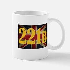 221B Flag Mug