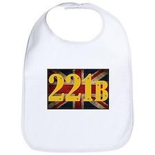 221B Flag Bib