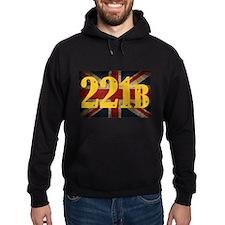 221B Flag Hoody