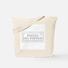 Piazza del Popolo, Rome - Italy Tote Bag