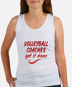 Volleyball Coaches Women's Tank Top