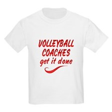 Volleyball Coaches T-Shirt