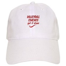 Volleyball Coaches Baseball Baseball Cap