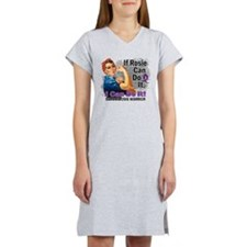If Rosie Can Do It Sarcoidosis Women's Nightshirt