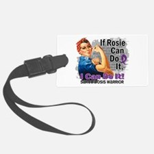 If Rosie Can Do It Sarcoidosis Luggage Tag
