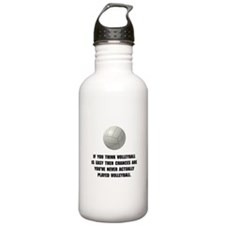 Volleyball Easy Water Bottle