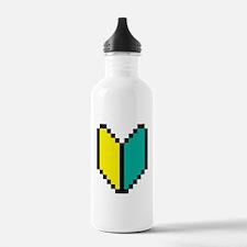 Pixel Wakaba / Shoshinsha Mark Sports Water Bottle