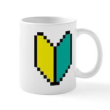 Pixel Wakaba / Shoshinsha Mark Small Mug
