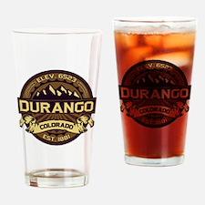 Durango Sepia Drinking Glass