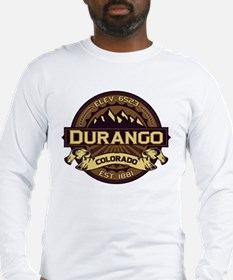 Durango Sepia Long Sleeve T-Shirt