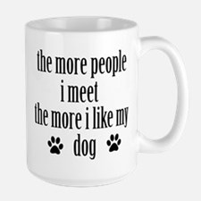 Funny Designs Large Mug