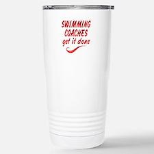 Swimming Coaches Travel Mug