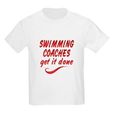 Swimming Coaches T-Shirt