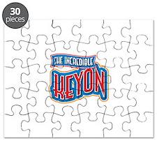 The Incredible Keyon Puzzle