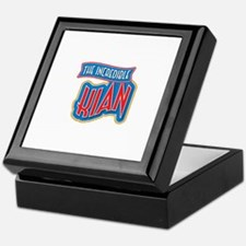 The Incredible Kian Keepsake Box