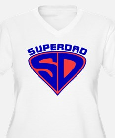Super Dad Plus Size T-Shirt
