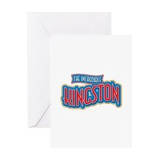 The Incredible Kingston Greeting Card