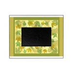 vineyard leaves tapestry Picture Frame