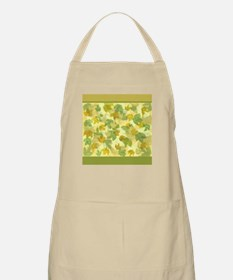 vineyard leaves tapestry square Apron