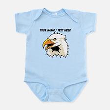 Custom Bald Eagle Mascot Head Body Suit