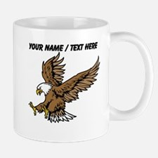 Custom Bald Eagle Mascot Mug