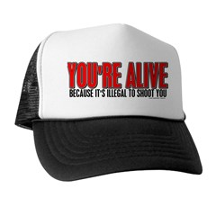 You're Alive Trucker Hat