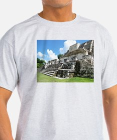 Altan-Ha Mayan Ruin in Belize, Central America T-S