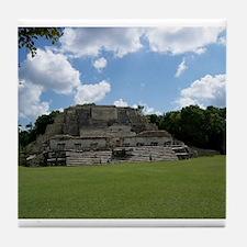 Altan-Ha Mayan Ruins in Belize, Central America Ti