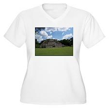 Altan-Ha Mayan Ruins in Belize, Central America Pl