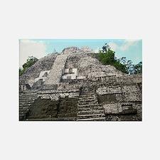 "Ancient Mayan Ruins ""Lumanai"" in Belize Rectangle"