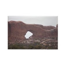 Arches National Park - Moab Utah Rectangle Magnet
