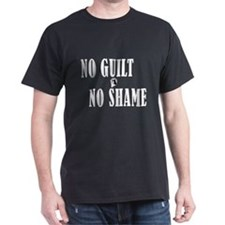 No Guilt, No Shame T-Shirt
