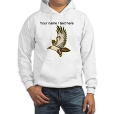 Custom Flying Falcon Hoodie
