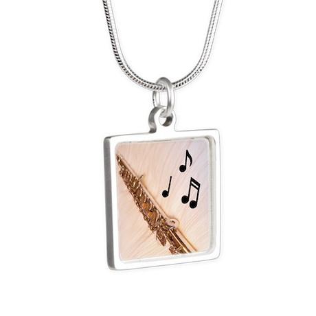 Flute Notes Necklaces