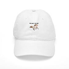 Custom Running Horse Baseball Baseball Cap
