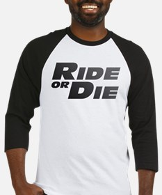 Ride or Die Baseball Jersey