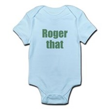 Roger That Body Suit
