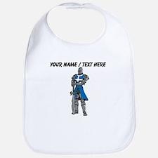 Custom Blue Knight Bib