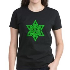 Celtic Star of David Tee