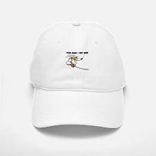 Custom Musketeer Mascot Baseball Baseball Baseball Cap