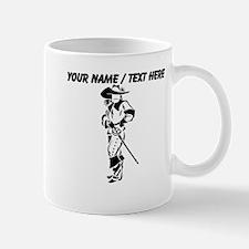 Custom Musketeer Mug