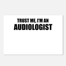 Trust Me, Im An Audiologist Postcards (Package of