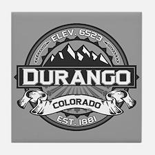 Durango Grey Tile Coaster
