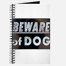 Beware of.... Journal