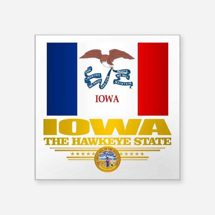Iowa Native Bumper Stickers Car Stickers Decals Amp More