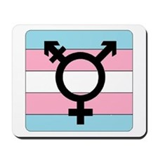 Transgender Equality Mousepad