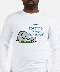 My Daddy (9) Long Sleeve T-Shirt
