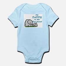 My Daddy (9) Infant Bodysuit