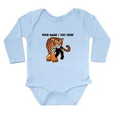 Custom Bengal Tiger Mascot Body Suit